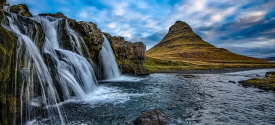 Return flights from London to Iceland from £20.98