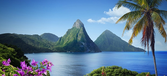 Win a seven night holiday to St Lucia - worth £3500