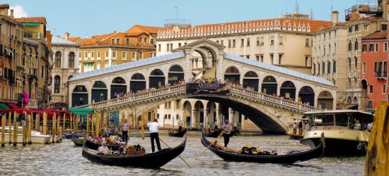 Win a trip to Venice for two