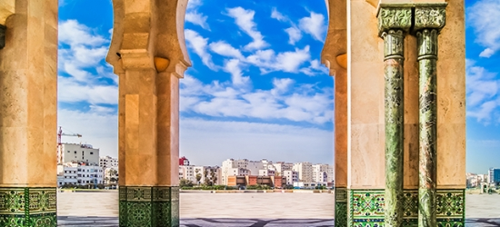 Vibrant Morocco tour with sightseeing excursions, Marrakech, Casablanca & Fez - save 0% - from £475pp for 7 nights