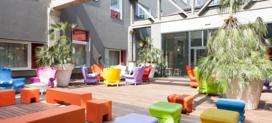 £76 per room per night | nhow Milano, Milan, Italy
