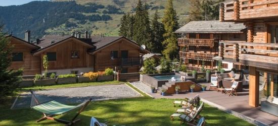 Sir Richard Branson's Verbier Lodge, Verbier, Switzerland - save 38% - from £469 per bedroom per night