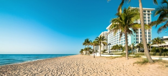 £100 -- Fort Lauderdale: Beachfront 4-Star Stay, 60% Off