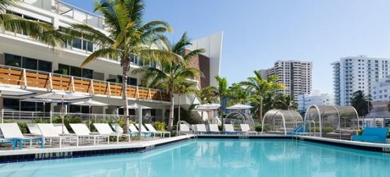 £99-£117 --Miami Beach 4-Star Hotel, 40% Off