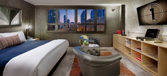 £119 -- Boutique Hotel in Downtown Toronto, Reg. £188