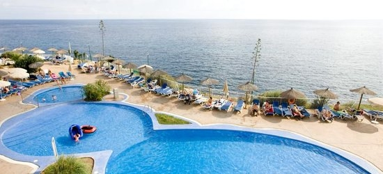 7 nights at the 3* HSM Calas Park Aparthotel, Cales de Majorca, Majorca