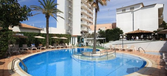 7 nights at the 3* Ilusion Markus Spa Hotel, Ca'n Picafort, Majorca