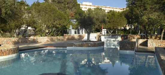 7 nights at the 4* Fiesta Hotel Cala Gracio, San Antonio, Ibiza