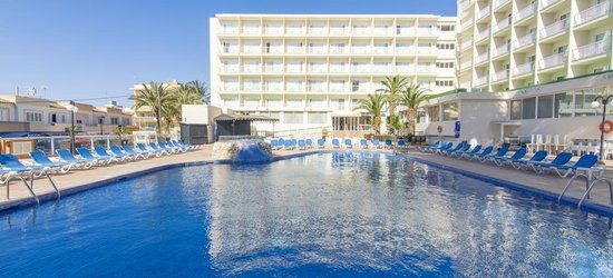 7 nights at the 3* Azuline Coral Beach, Es Cana, Ibiza