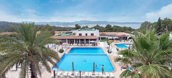 7 nights at the 4* Marble Stella Maris Ibiza, Cala Gracio, Ibiza