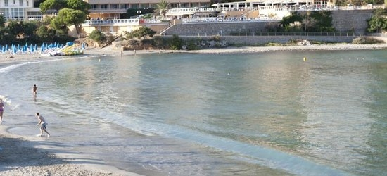 7 nights at the 3* El Pinar, Cala Llonga, Ibiza