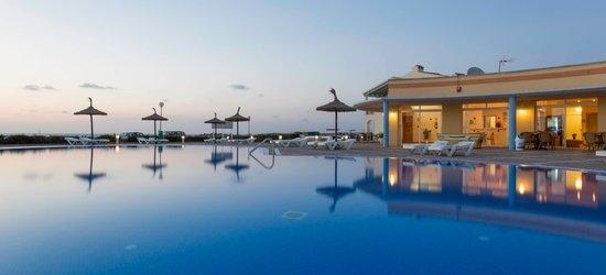 7 nights at the 4* Sea Club Aparthotel, Cala'n Forcat, Menorca
