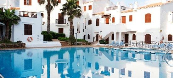 7 nights at the 3* Tramontana Park, Playa de Fornells, Menorca