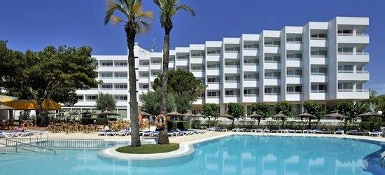 7 nights at the 4* Globales Mediterrani, Cala Blanca, Menorca
