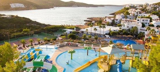 7 nights at the 3* Carema Club Resort, Playa de Fornells, Menorca
