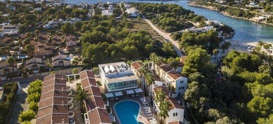 7 nights at the 2* Cales de Ponent, Cala Santandria, Menorca