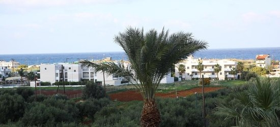 7 nights at the 3* Triton Garden, Malia, Crete
