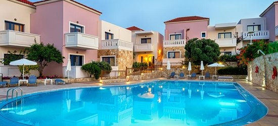 7 nights at the 3* Adelais Hotel, Tavronitis, Crete