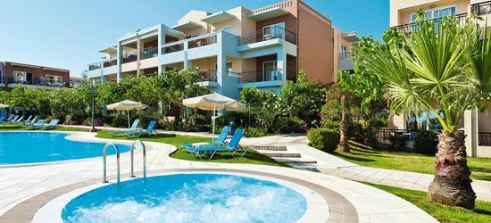 7 nights at the 4* Selini Suites, Kolymbari, Crete