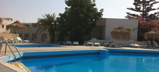 7 nights at the 4* Klio Aparthotel, Gouves, Crete