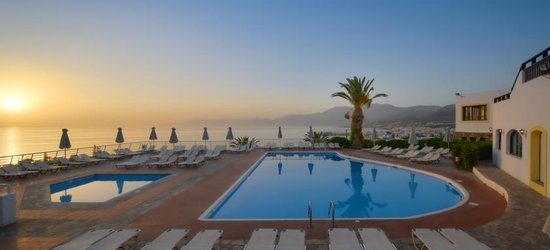 7 nights at the 4* Hersonissos Village, Hersonissos, Crete
