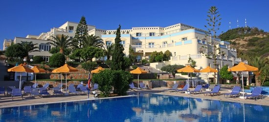 7 nights at the 4* Arion Palace Hotel (adults only), Ierapetra, Crete