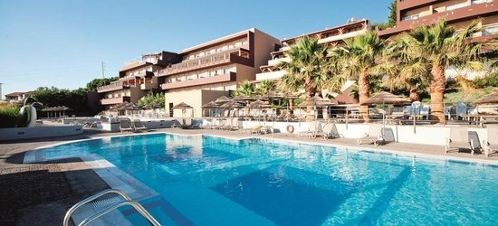 7 nights at the 4* Blue Bay Resort, Aghia Pelagia, Crete