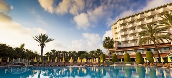 7 nights at the 4* Febeach Hotel Side, Side, Antalya