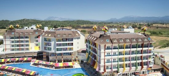 7 nights at the 5* Ramada Resort Side, Side, Antalya
