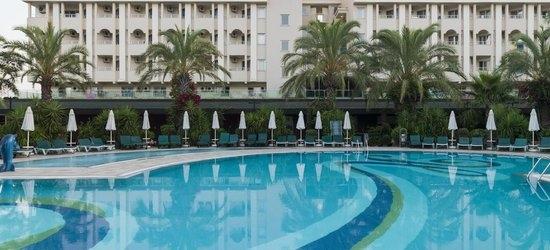 7 nights at the 5* Hane Garden Hotel, Side, Antalya