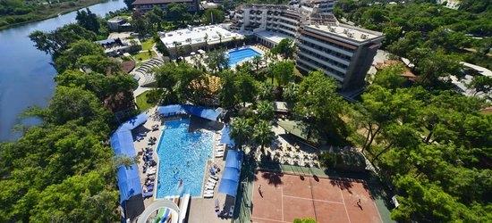 7 nights at the 5* Linda Resort Hotel, Side, Antalya