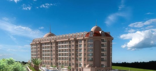 7 nights at the 5* Dream World Hill, Side, Antalya