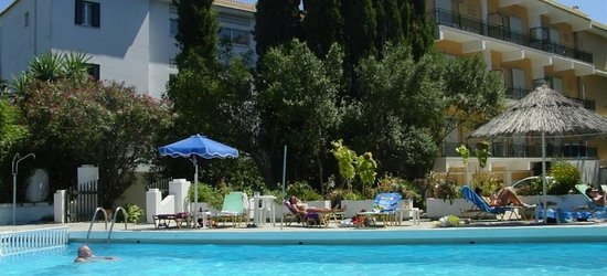 Ipsos, Corfu -- 7 nights at the 3* Ipsos Beach from £390pp