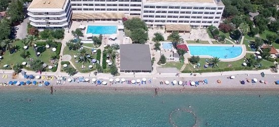 Dassia, Corfu -- 7 nights at the 4* Elea Beach from £530pp