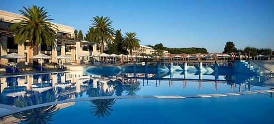 7 nights at the 5* Roda Beach Resort & Spa, Roda, Corfu