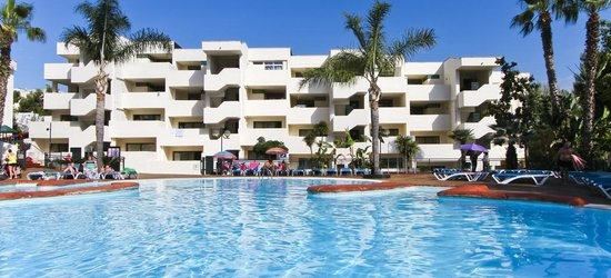 7 nights at the 3* Festival Village Aparthotel, Salou, Costa Dorada