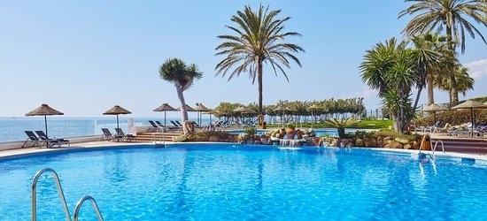 7 nights at the 4* Estival Torrequebrada, Benalmadena, Costa del Sol