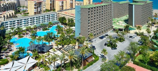 7 nights at the 4* Sol Principe, Torremolinos, Costa del Sol