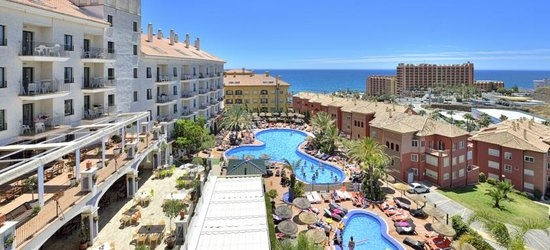 7 nights at the 4* Benalmadena Palace, Benalmadena, Costa del Sol