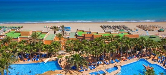 7 nights at the 4* Playacapricho, Roquetas de Mar, Andalucia