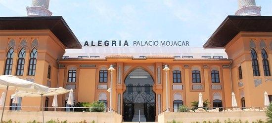 7 nights at the 4* Alegria Palacio de Mojacar, Mojacar, Andalucia