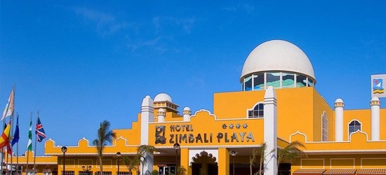7 nights at the 4* Zimbali Playa, Vera, Andalucia