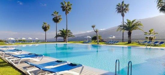 7 nights at the 4* Las Aguilas, Puerto de la Cruz, Tenerife