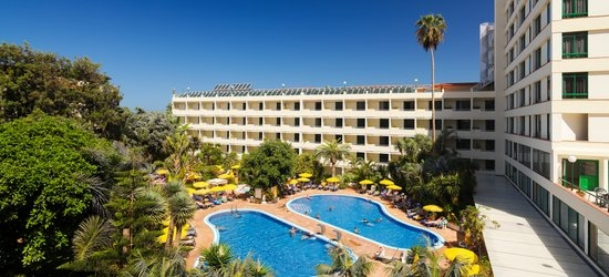 7 nights at the 4* H10 Tenerife Playa Hotel, Puerto de la Cruz, Tenerife