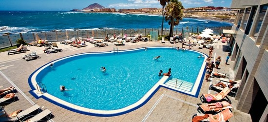 7 nights at the 4* Arenas Del Mar Beach & Spa Resort, El Medano, Tenerife