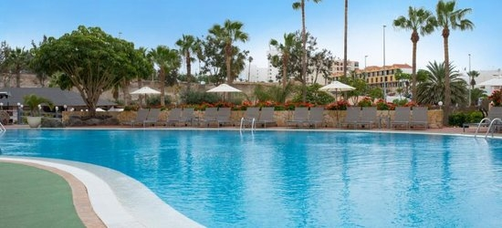 7 nights at the 4* Ole Tropical Tenerife Hotel, Playa de las Americas, Tenerife