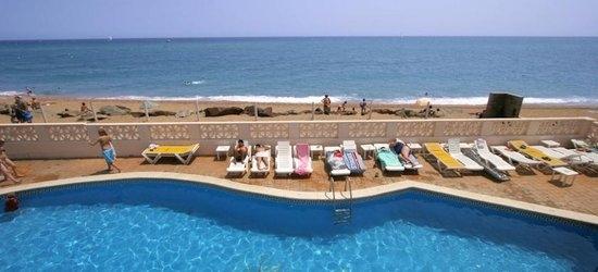 7 nights at the 4* Amaraigua Hotel, Malgrat de Mar, Costa Brava