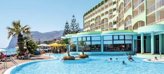 7 nights at the 4* Pestana Ocean Bay, Funchal, Madeira