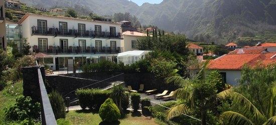 7 nights at the 4* Do Vale Estalagem, Sao Vicente, Madeira