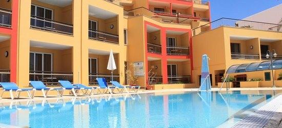 7 nights at the 4* Hotel Cais da Oliveira, Canico de Baixo, Madeira